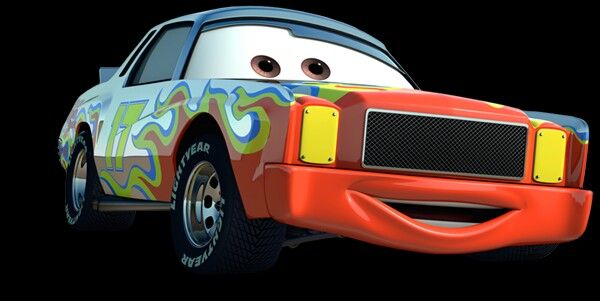 Darrell Cartrip Disney Cars Car Cartoon Disney Pixar Cars