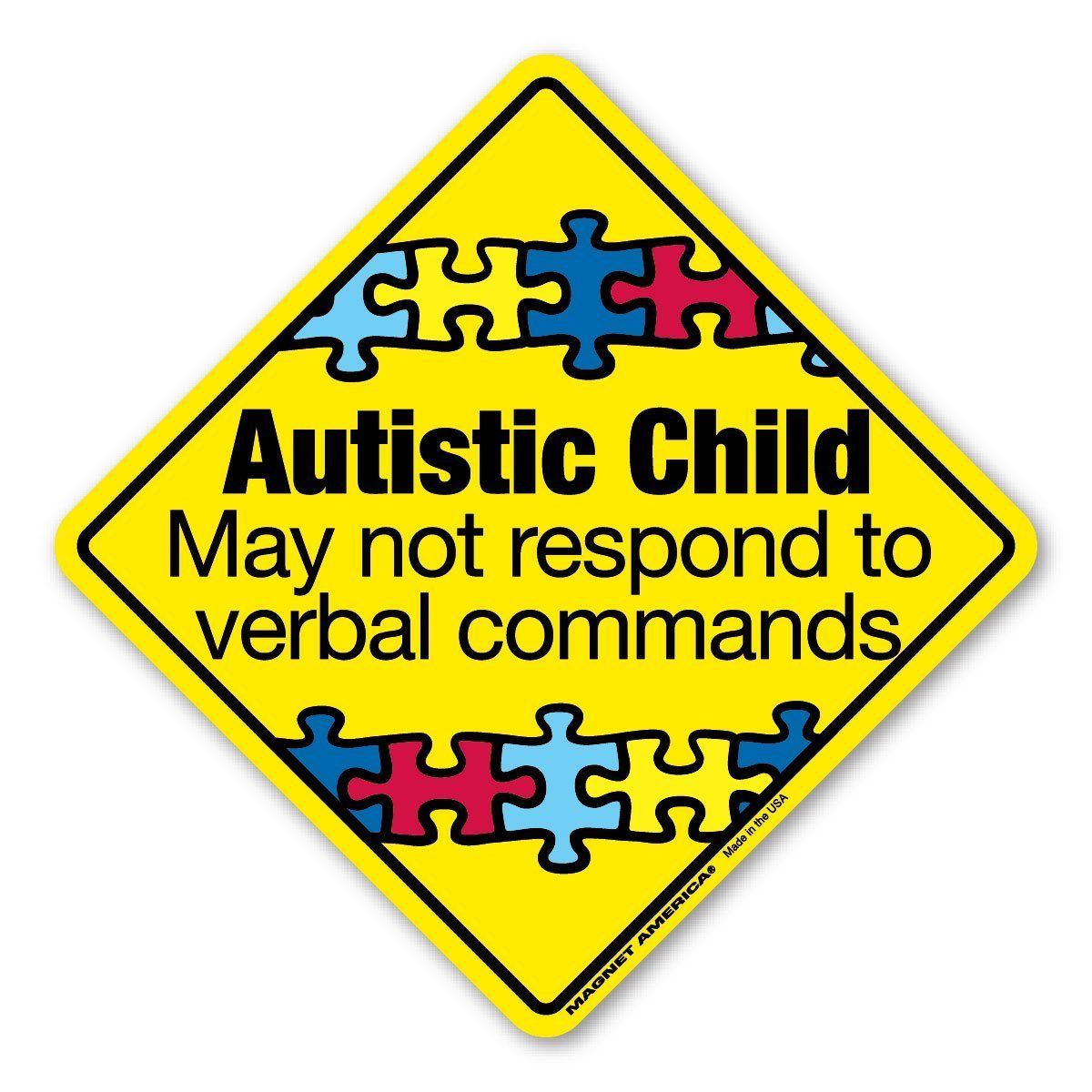 Autistic Child Emergency Automotive