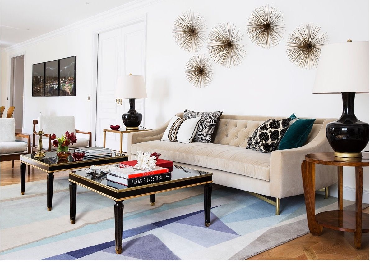 Interior design by carmen rebuelta photo pablo sarabia - Salones nuevo estilo ...