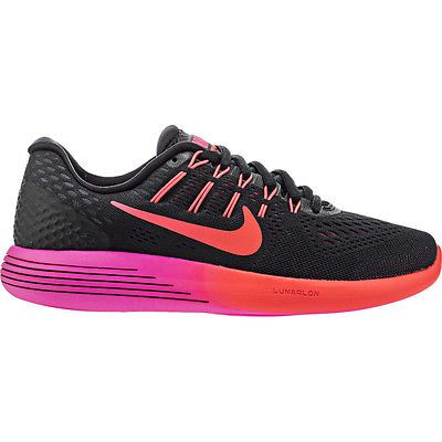 Black Noble Red Mesh Running Shoes Size