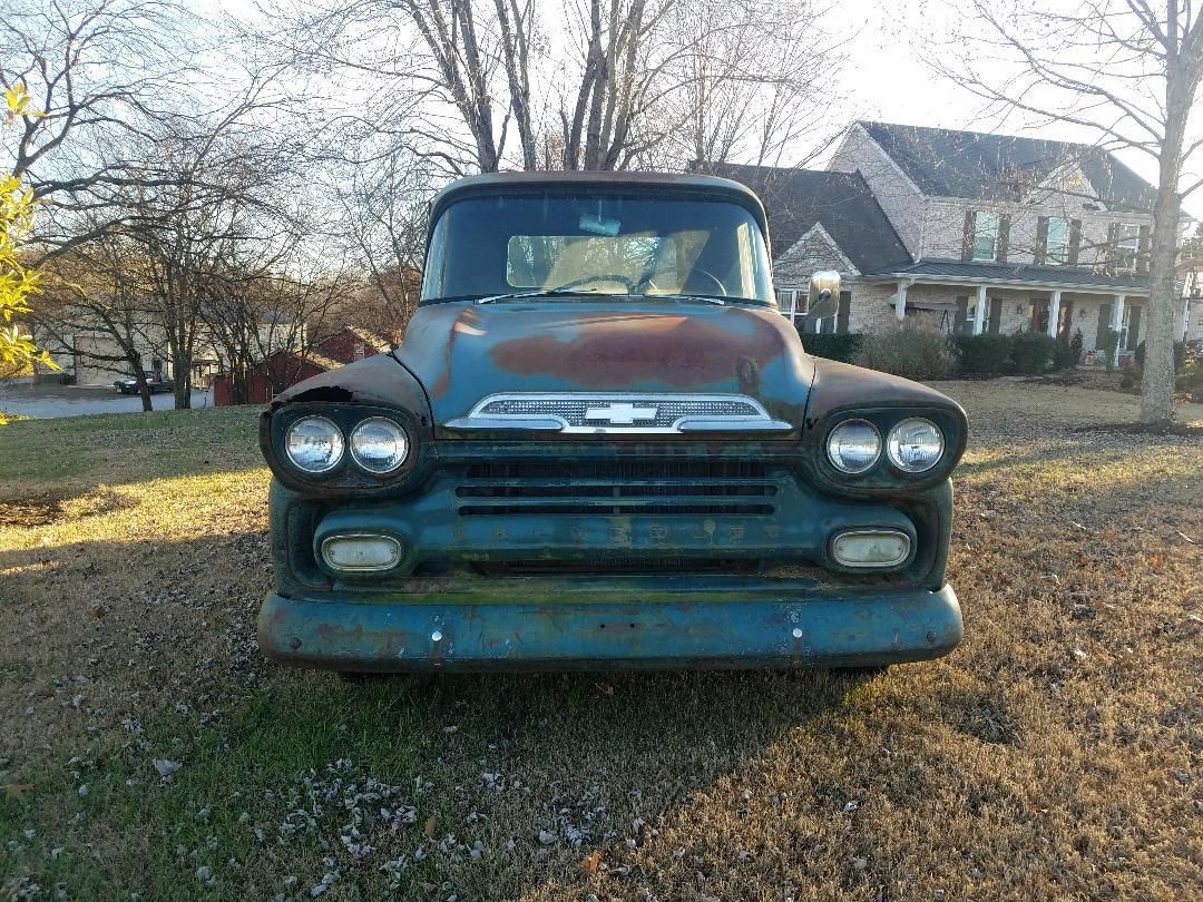 Nice Awesome 1959 Chevrolet Other Pickups 1959 Chevy Apache 31 Nashville National Cemetery Truck 2017 2018 Chevy Apache National Cemetery Chevy
