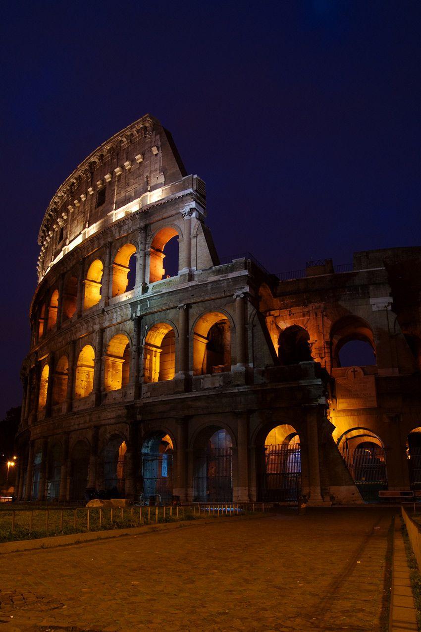 Así brillan de noche las ciudades más visitadas de Europa