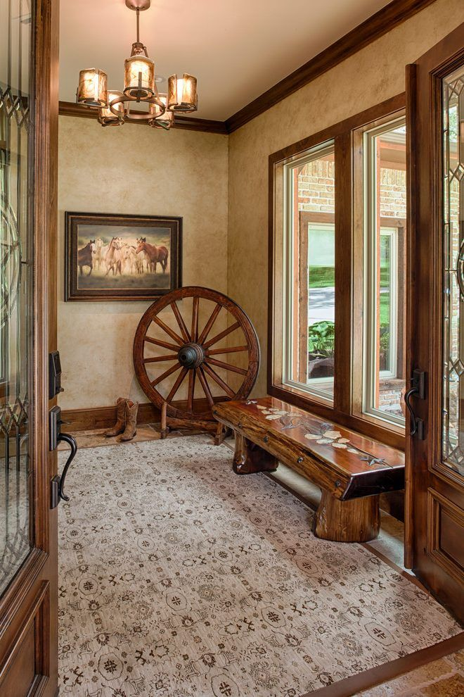 Entrance Area Country Style Living Room By Zero9 Country: Pin On Cabin