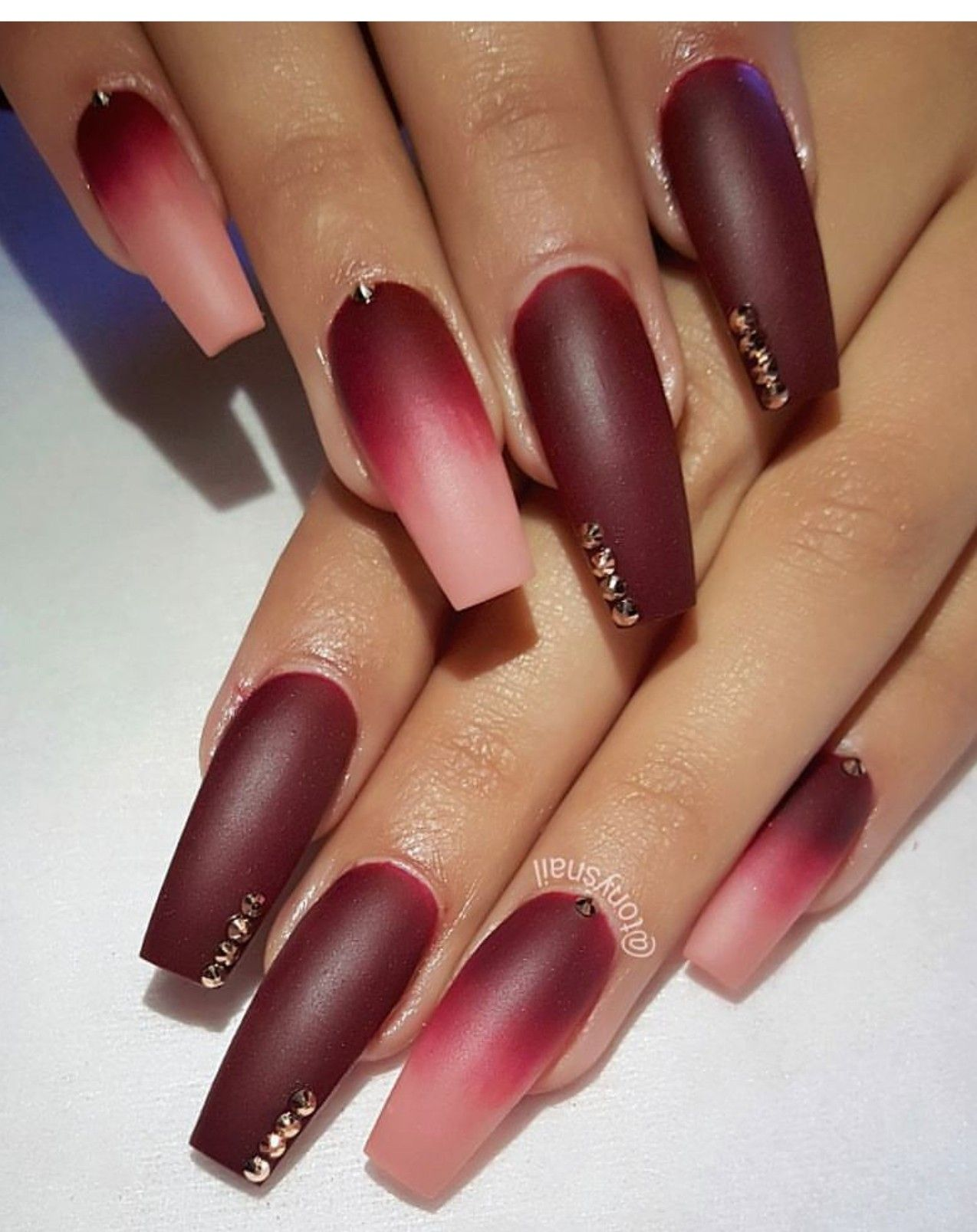 Pin by Sheena Grizzle on nail design Coffin nails