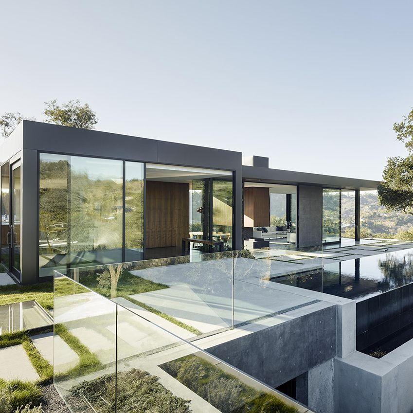 Oak Pass House Ar.chitech Modern Architecture