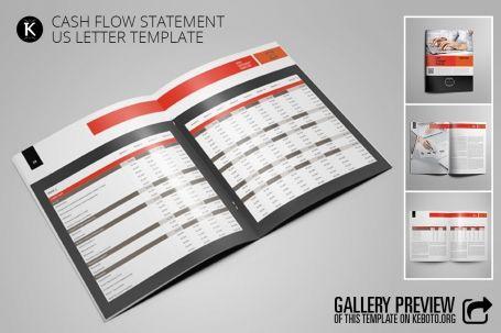 Cash Flow Statement US Letter- http\/\/luvly\/items\/5214\/Cash - statement letter