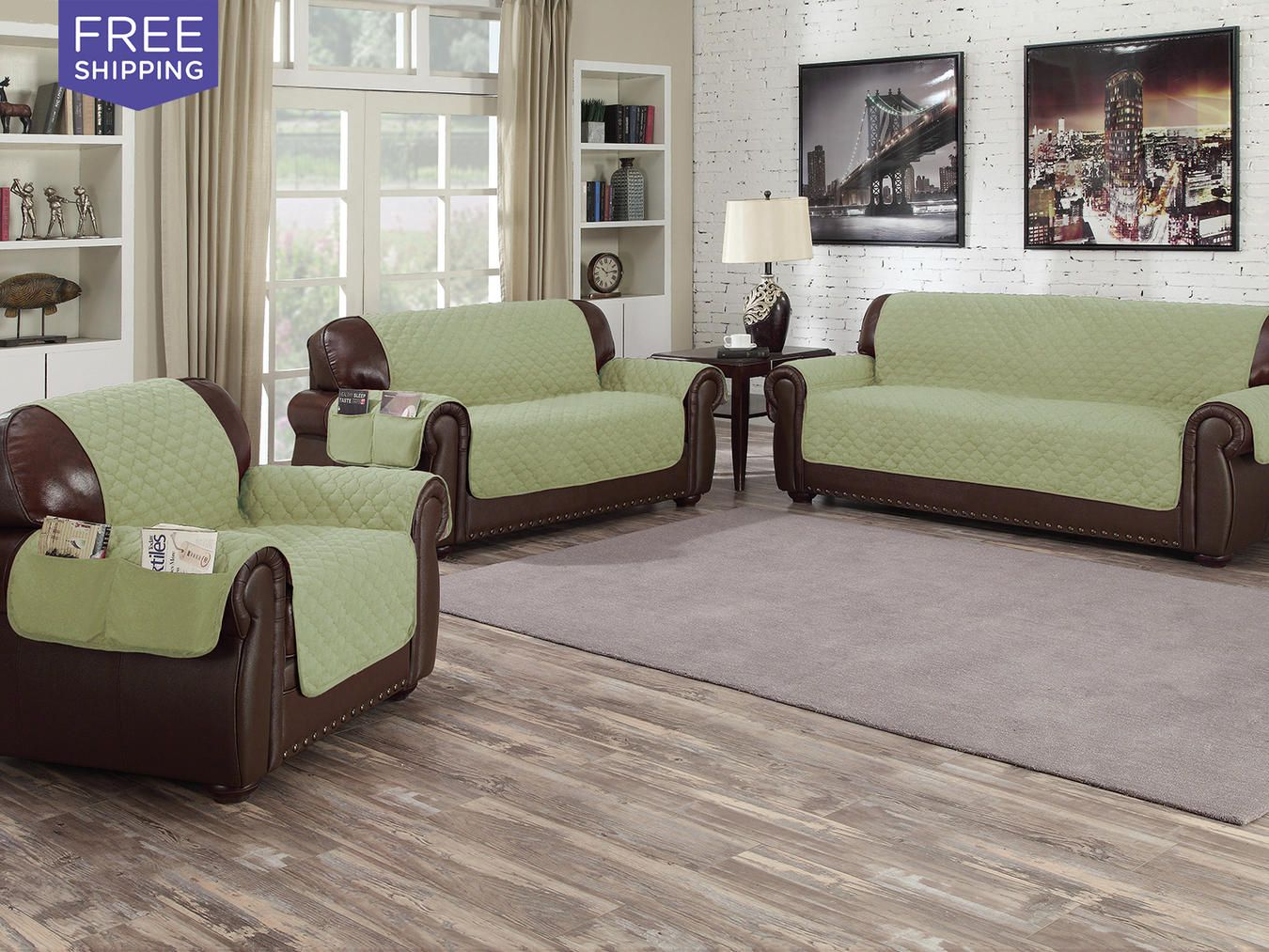 Durable Furniture Cover Available In Three Sizes To Fit A