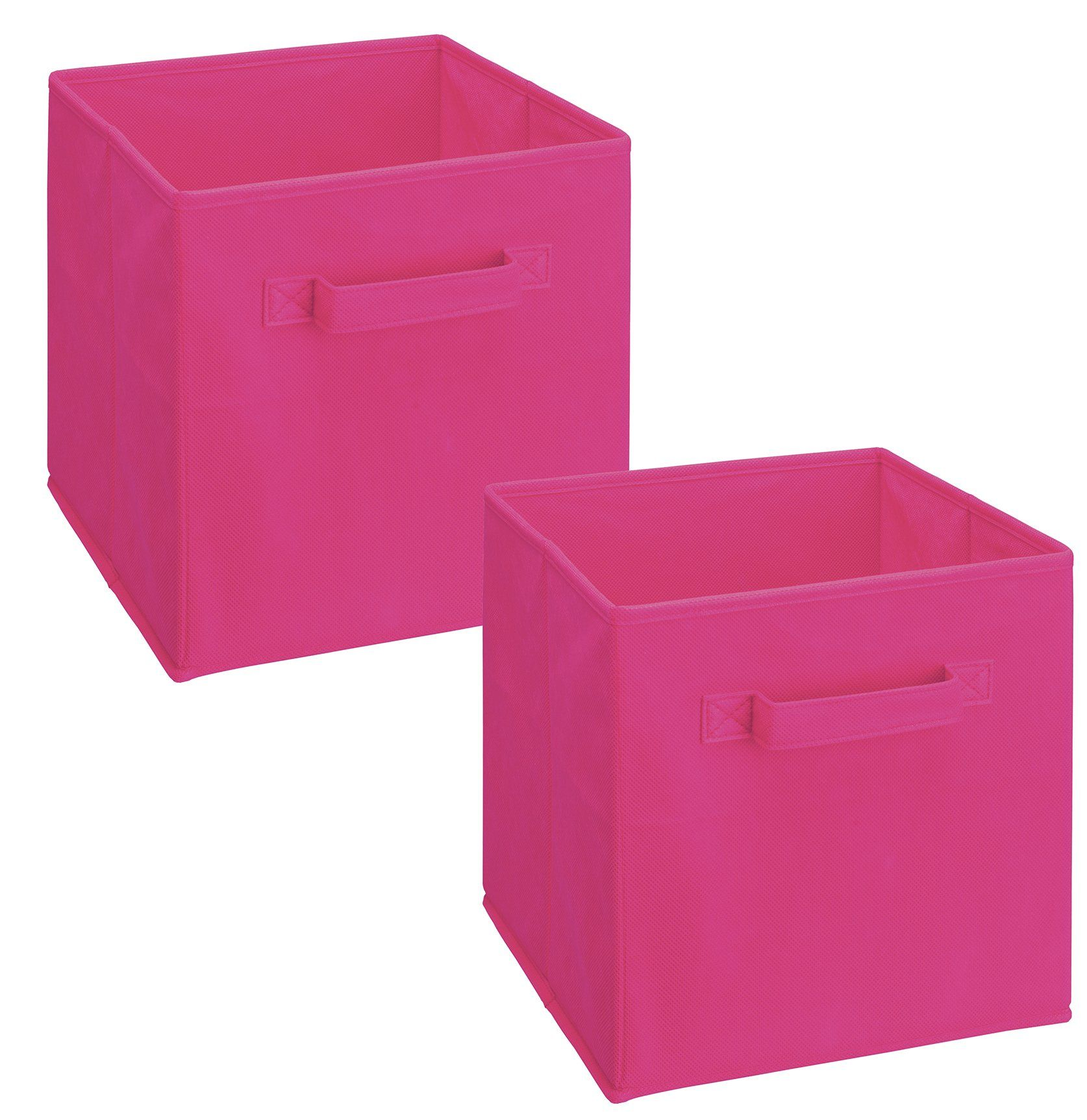 Amazon Com Closetmaid 5880 Cubeicals Fabric Drawer Fuchsia Closet Storage And Organization Systems Posters Fabric Bins Fabric Storage Bins Fabric Drawers