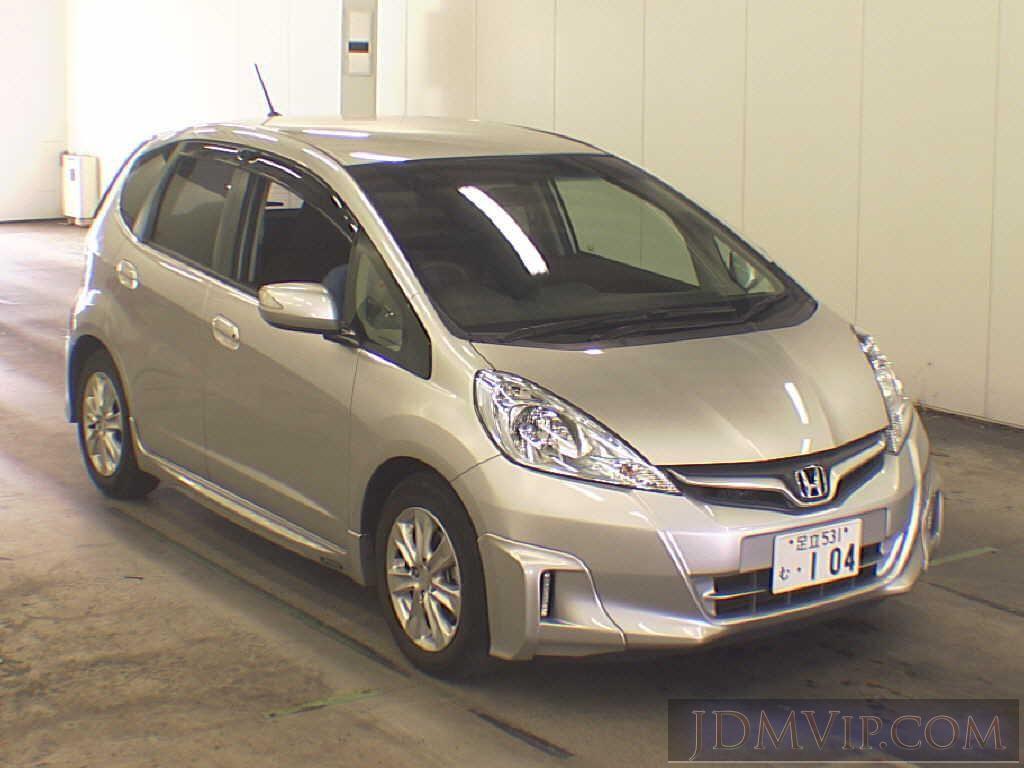 2011 honda fit ナヒワレミアムセレ gp1 25641 uss tokyo 85963
