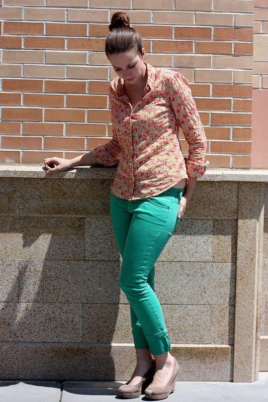SLC Street Style: Maeve Chapman. photo by: Leticia Katz