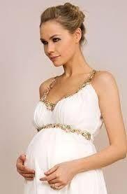 a0980e7021d Vestidos de novia para embarazadas #premama #boda #novia #vestido #traje  #ideas #embarazo
