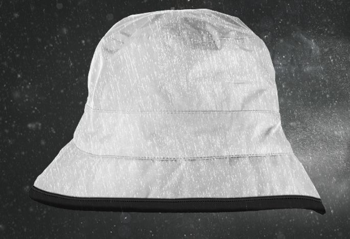 9e1f0cda6c2a CUMULUS WATERPROOF BUCKET GOLF HAT | Cumulus fabric is super lightweight  and breathable to keep you. Visit