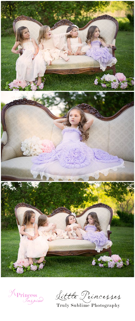 Little Princesses - A Princess Inspired Blog | Truly Sublime Photography