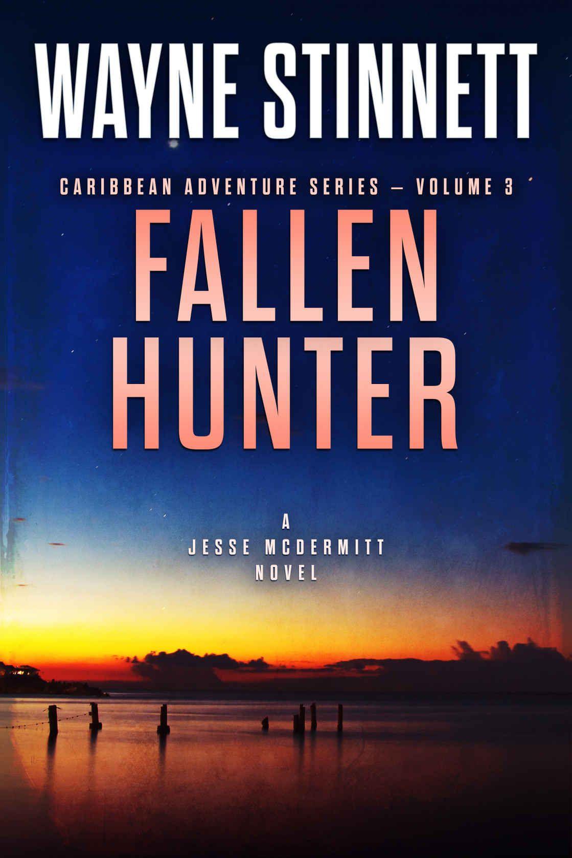 Fallen hunter a jesse mcdermitt novel caribbean