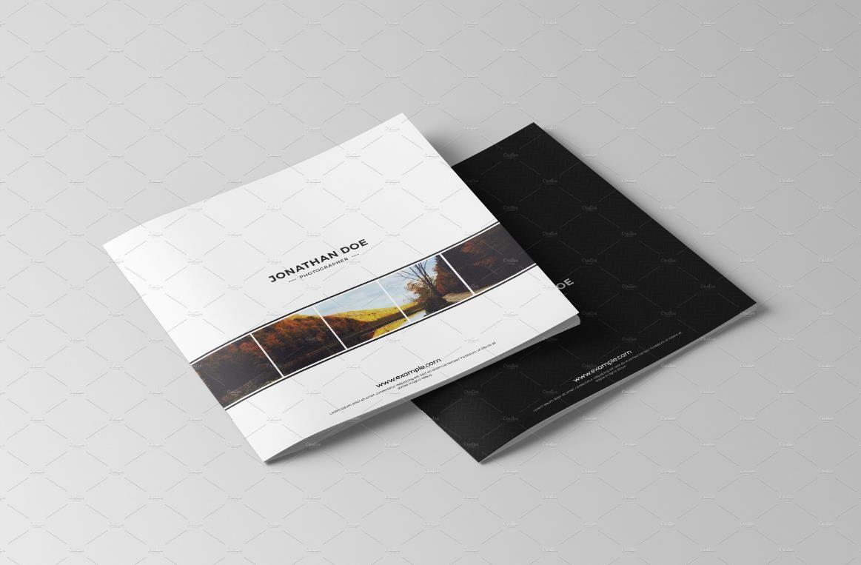 25+ Creative Square Brochure Templates – PSD,Ai,Indesign | 25+ ...