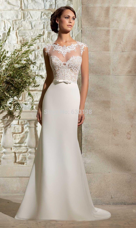 Simple Bride Wedding Dresses
