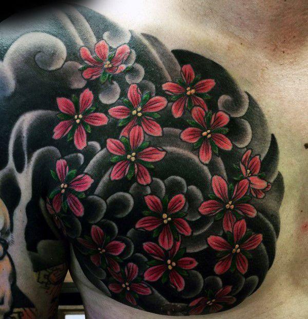 Top 101 Cherry Blossom Tattoo Ideas 2020 Inspiration Guide Cherry Blossom Tattoo Tattoo Designs Men Blossom Tattoo