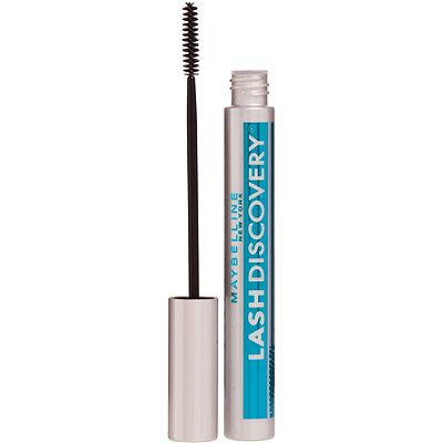 Lash Discovery Waterproof Mascara