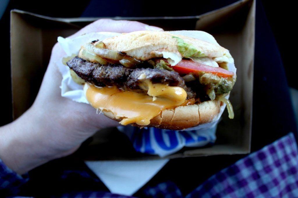 Top 10 Burgers In Salt Lake City