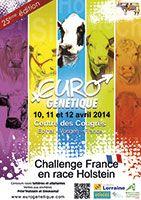 Eurogenetique 12 Avril Rdv France