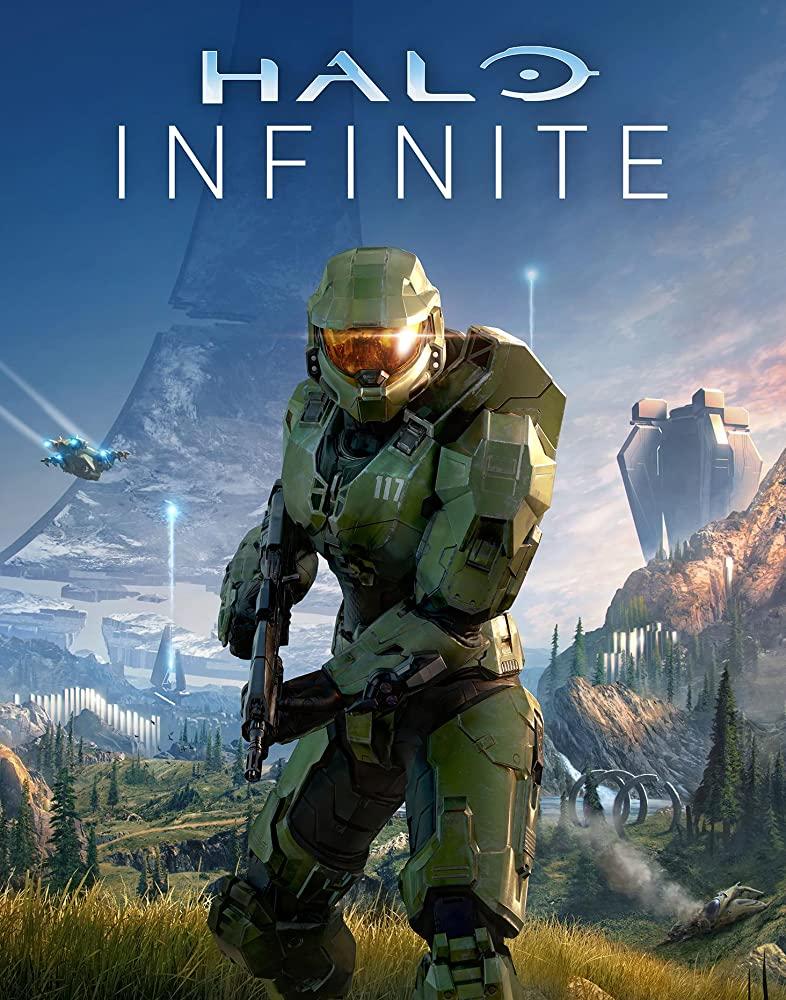Halo Infinite 2021 Halo Video Game Halo Game Halo Xbox