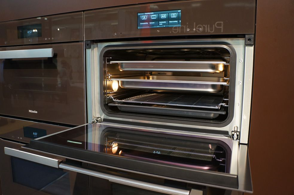 Miele Introduces Truffle Brown Miele Kitchen Kitchen Appliances Miele Kitchen Appliances