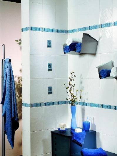 Pour la salle de bain \u2013 IDEES CARRELAGE Carrelage salle de bain