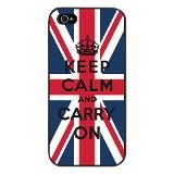 Keep Calm And Carry On iPhone 5 Case for $25.00