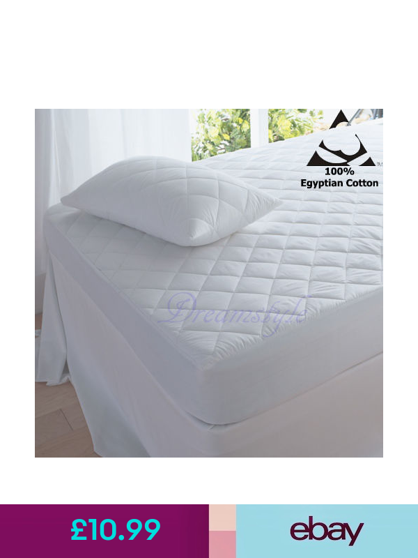 Dreamstyle Mattress Toppers Protectors Ebay Home Furniture