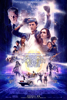 Ready Player One Film Png Ready Player One Movie Ready Player One Full Movies Online Free
