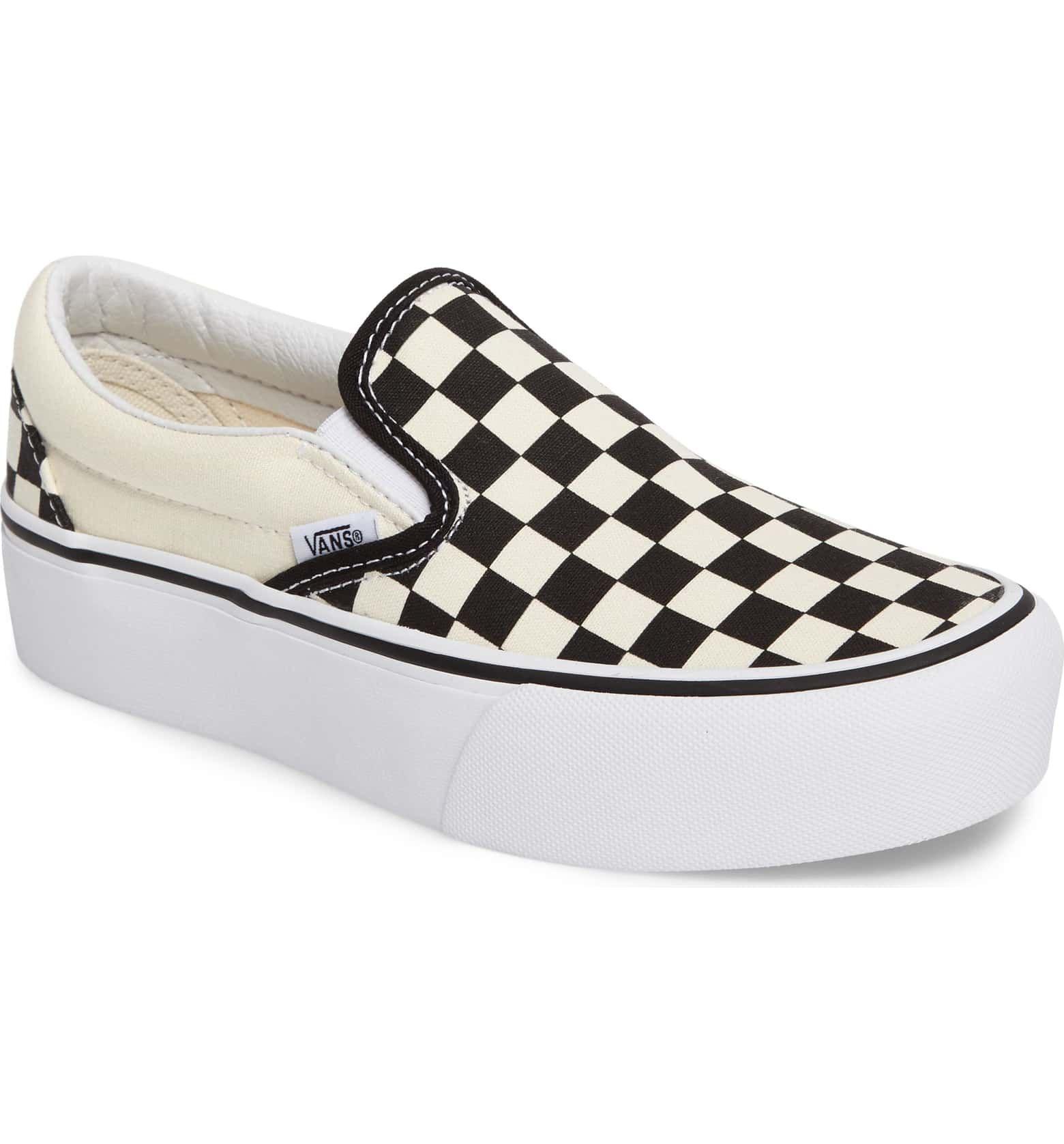 Vans Platform Slip-On Sneaker (Women