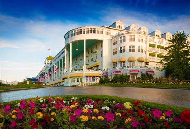 The Coolest Hotel In Every State And Dc Grand Hotel Mackinac Island Mackinac Island Grand Hotel