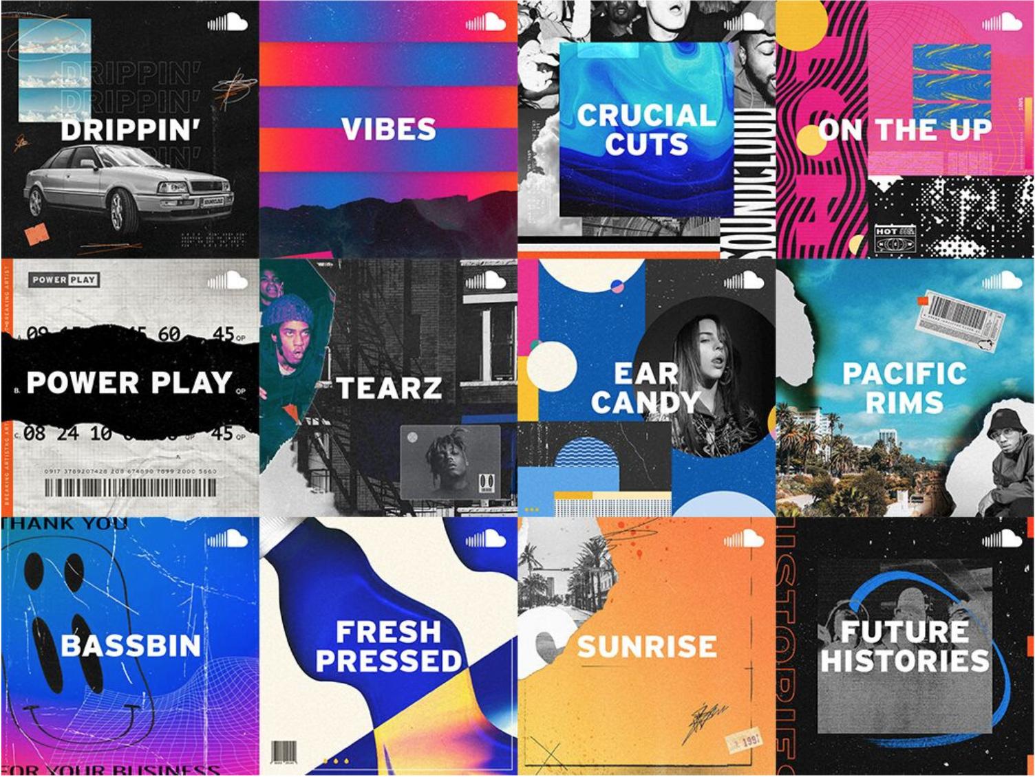 Soundcloud Album Covers Custom Album Covers Album Cover Art