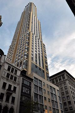 425 Fifth Avenue Wikipedia The Free Encyclopedia Michael Graves List Of Tallest Buildings Building