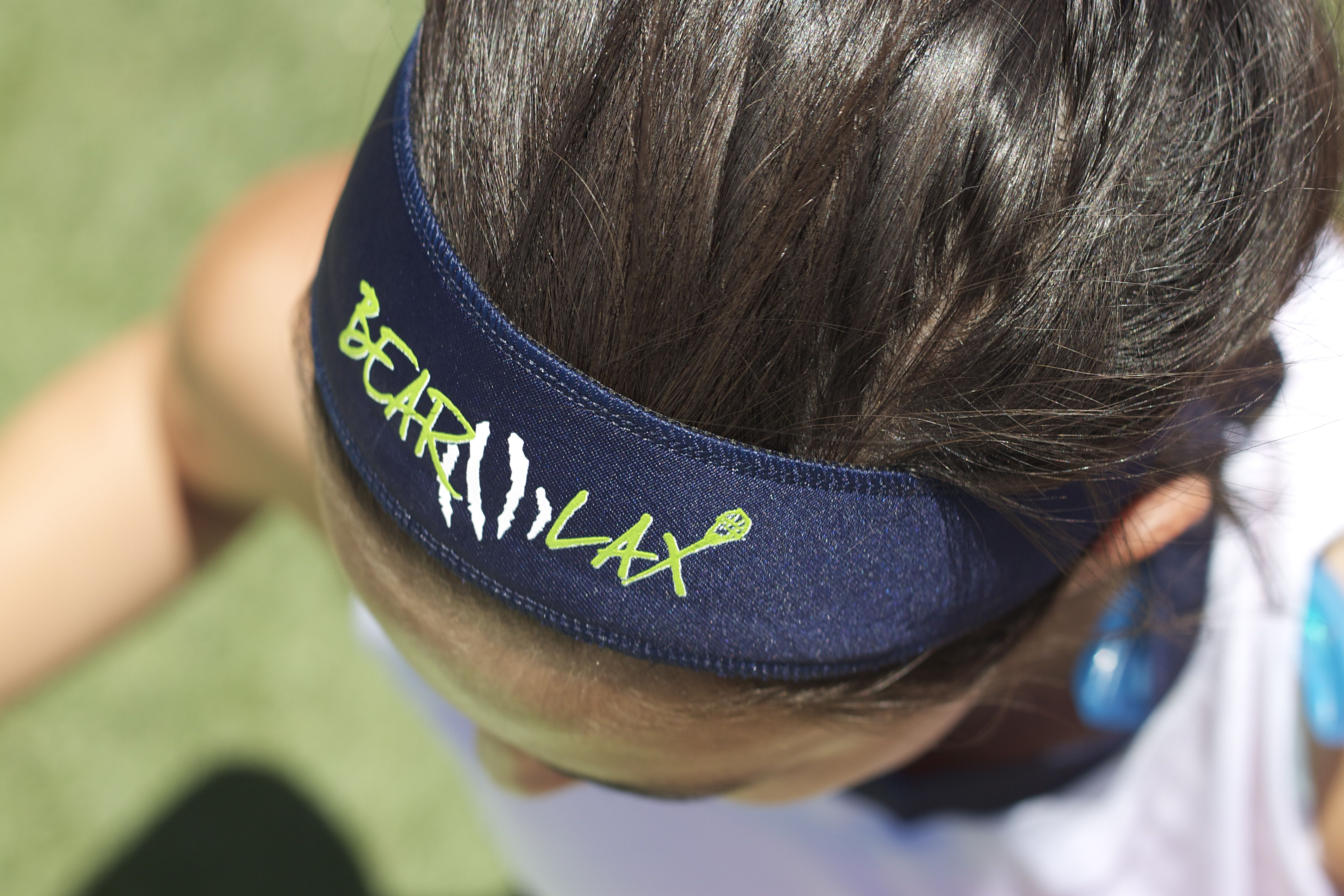 Perfect Gift For Lacrosse Players Lacrosse Hair Accessories Lacrosse Headbands