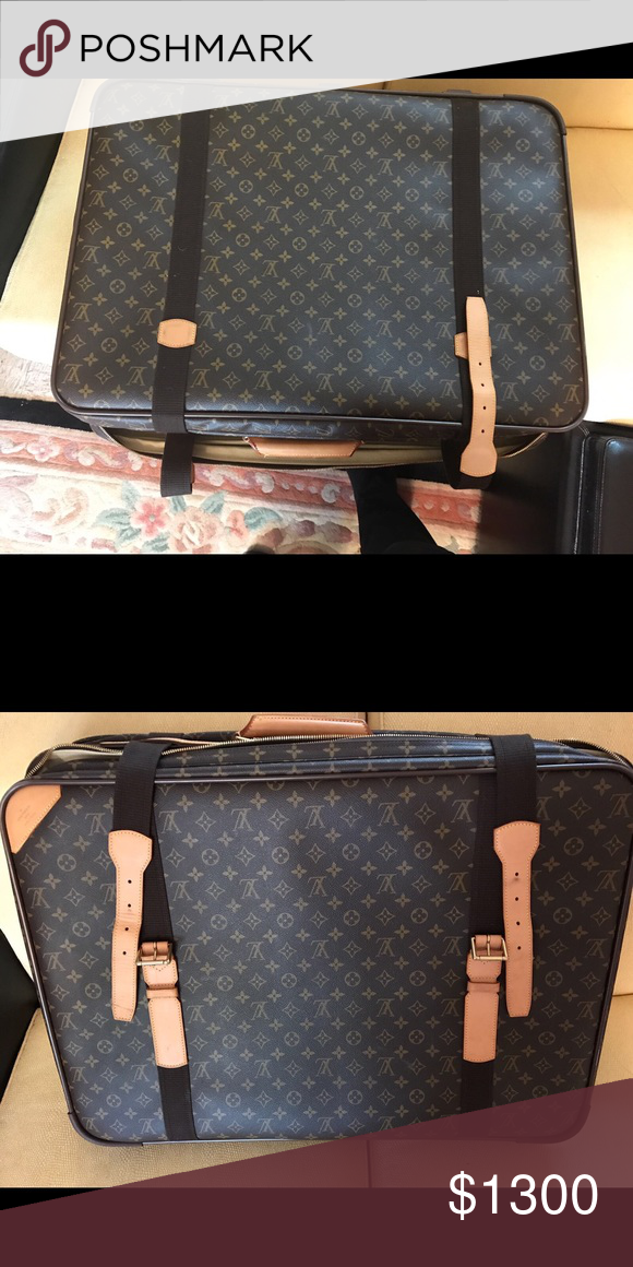LV suitcase Vintage suitcase, brand new in box. Never used Louis Vuitton Other