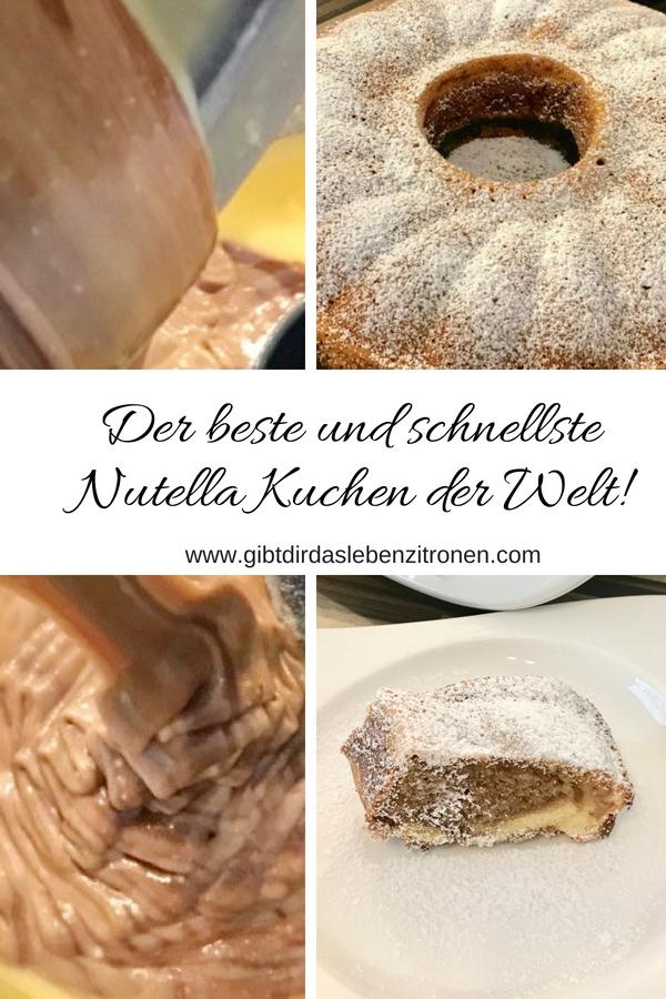 Nutella Kuchen Mit Eierlikor Aus Dem Thermomix Tm5 Backen Pinterest