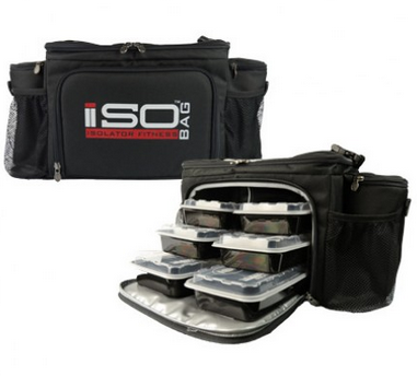 Isolator Fitness 6 Meal Bag