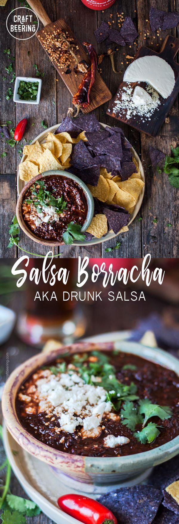 Salsa Borracha Recipe Mexican food recipes, Cooking