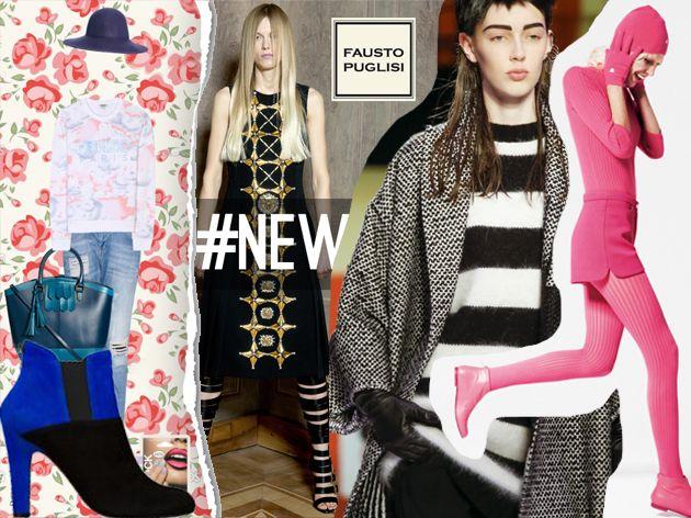 Follow us at www.shoporama.it! #shoppingonline #boutique #Courrèges #la redoute #JPG #Fausto Puglisi