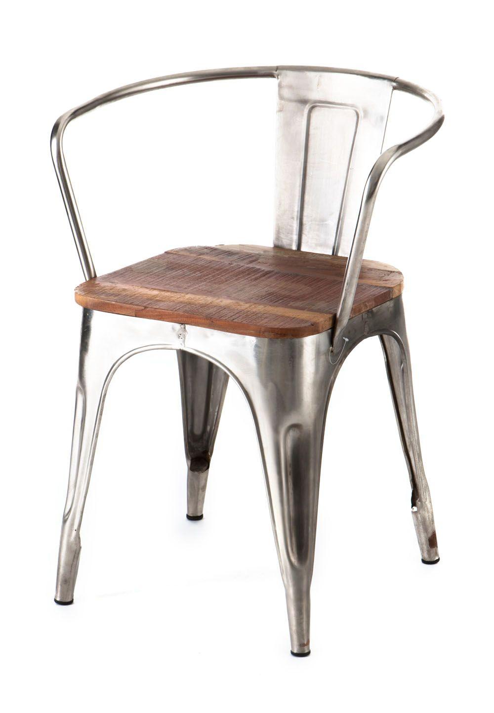 NovitÀ Home Stuhl Metall B38 X H70 X T38 Cm Günstig Shoppen Stühle Shoppen
