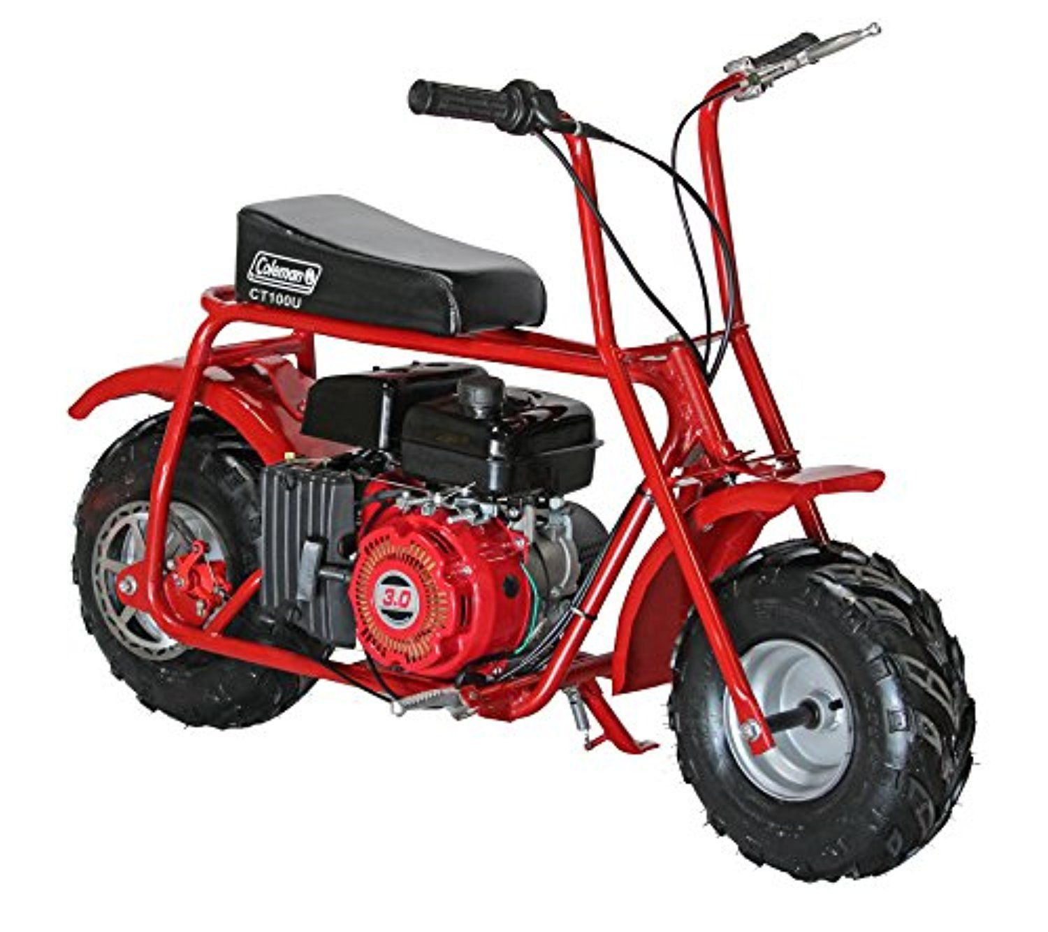 Coleman Powersports Ct100u Gas Powered Mini Trail Bike Awesome Products Selected By Anna Churchill Mini Bike Custom Bikes Gas Powered Mini Bike
