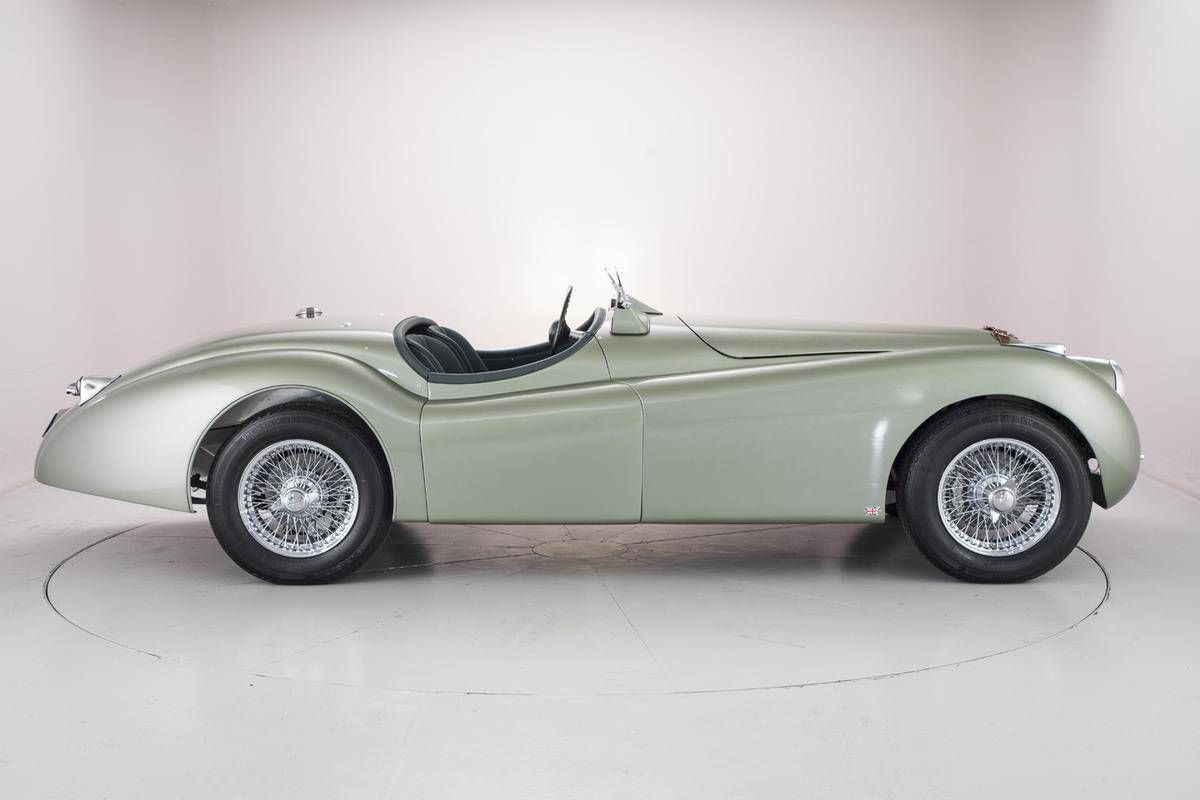 1951 Jaguar Xk 120 For Sale 2033516 Hemmings Motor News Xk150 Wiring Harness