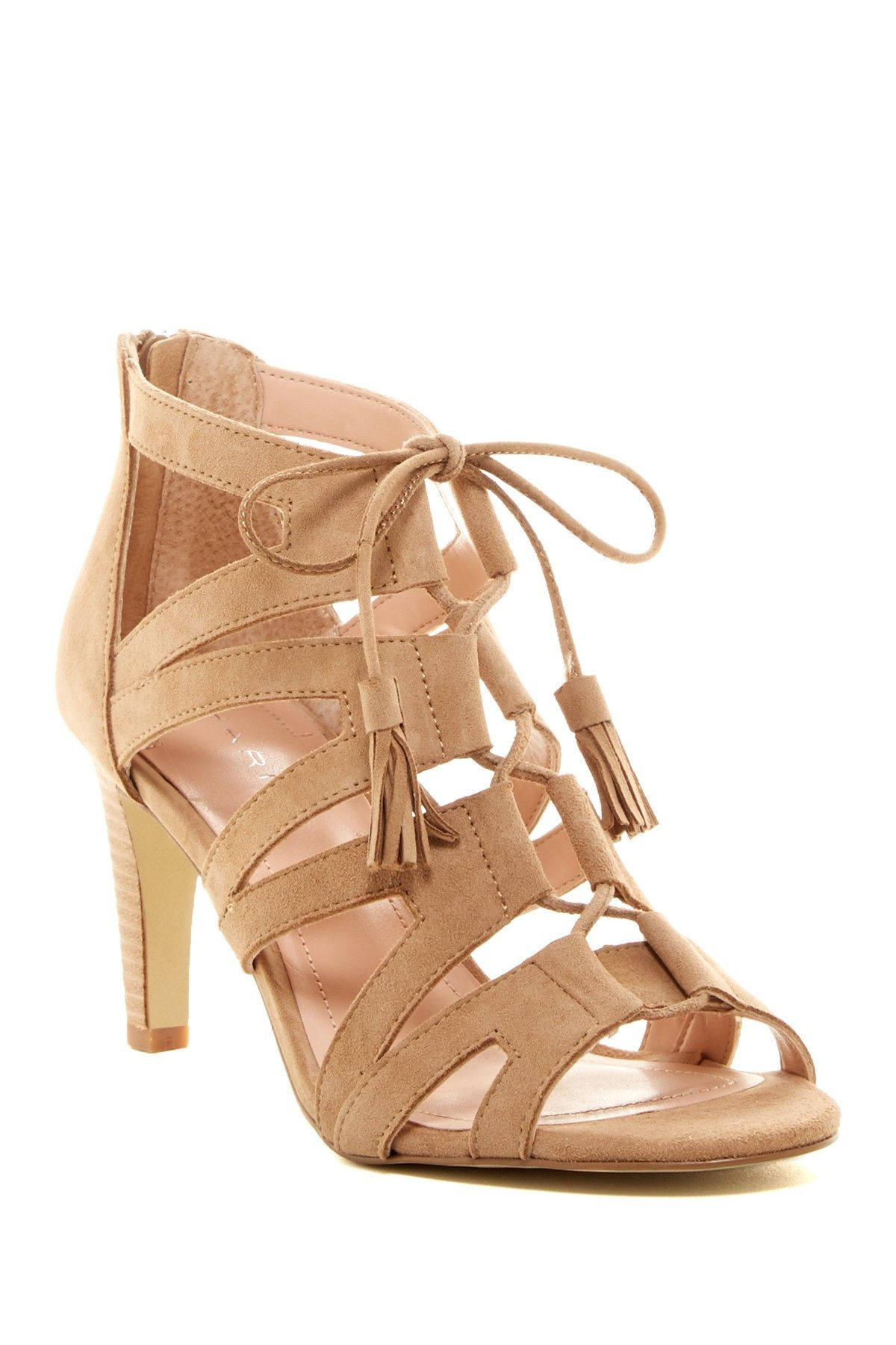 72a994b87209 Spring sandals. Tahari Luck Sandal.
