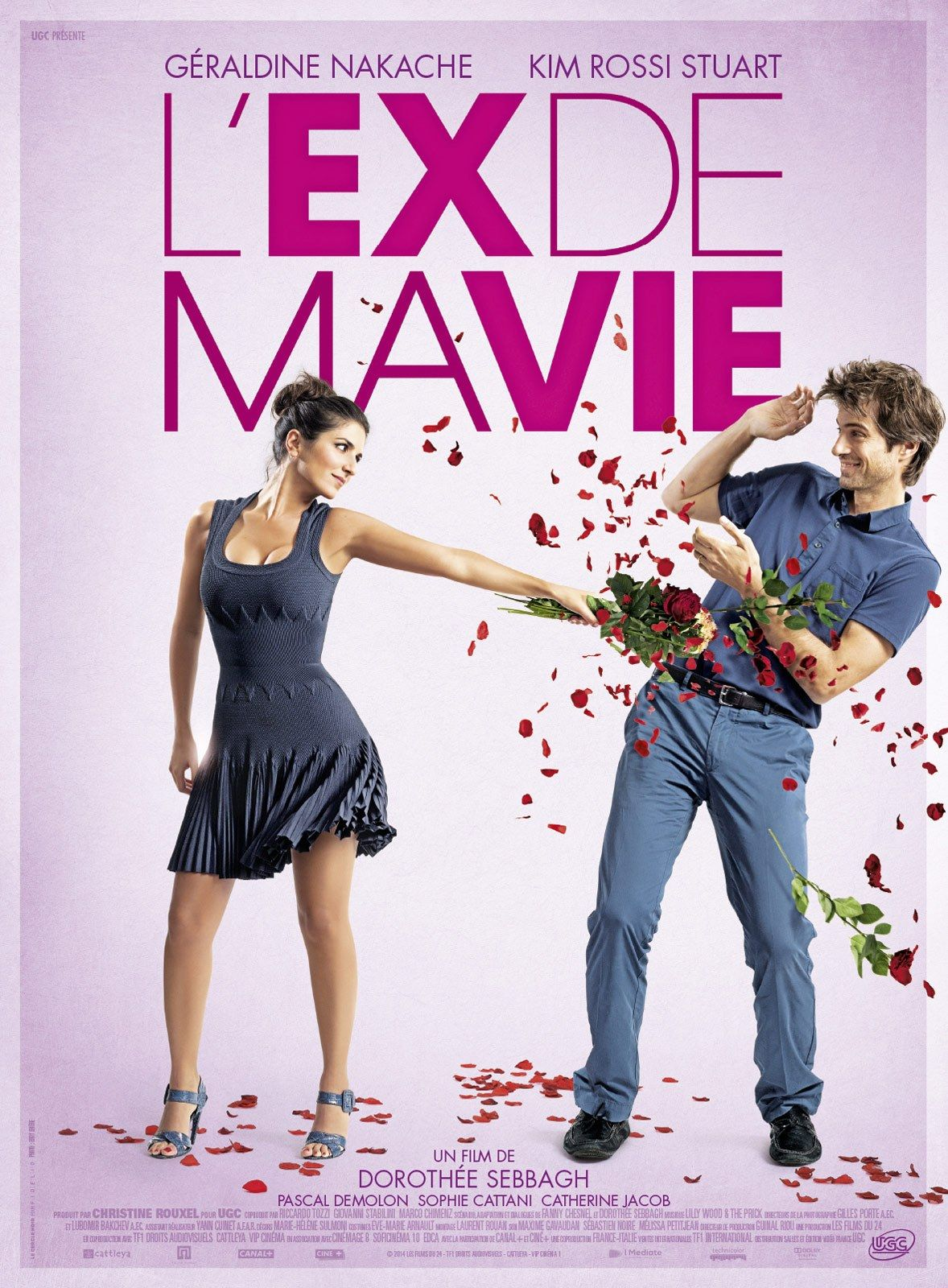 《我們到巴黎離婚吧》L'ex de ma vie (2014) (With images) Divorce