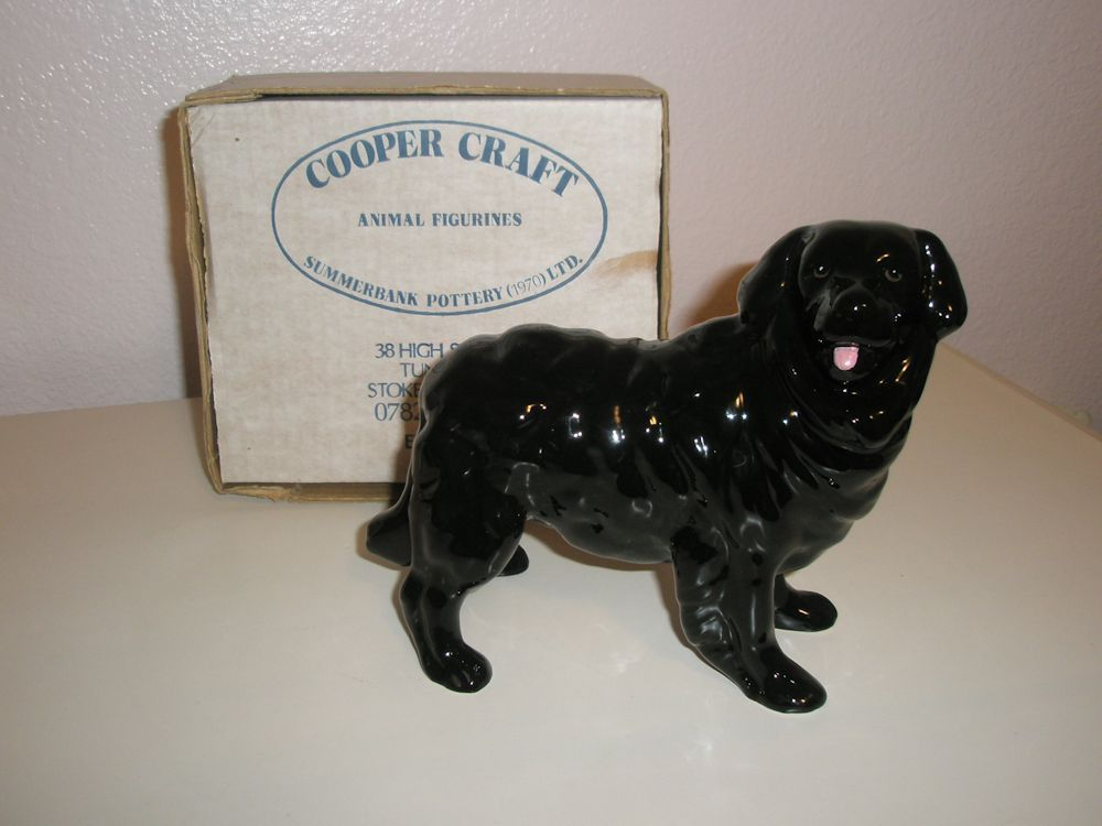 Pin on Newfoundland dog vintage and antiques