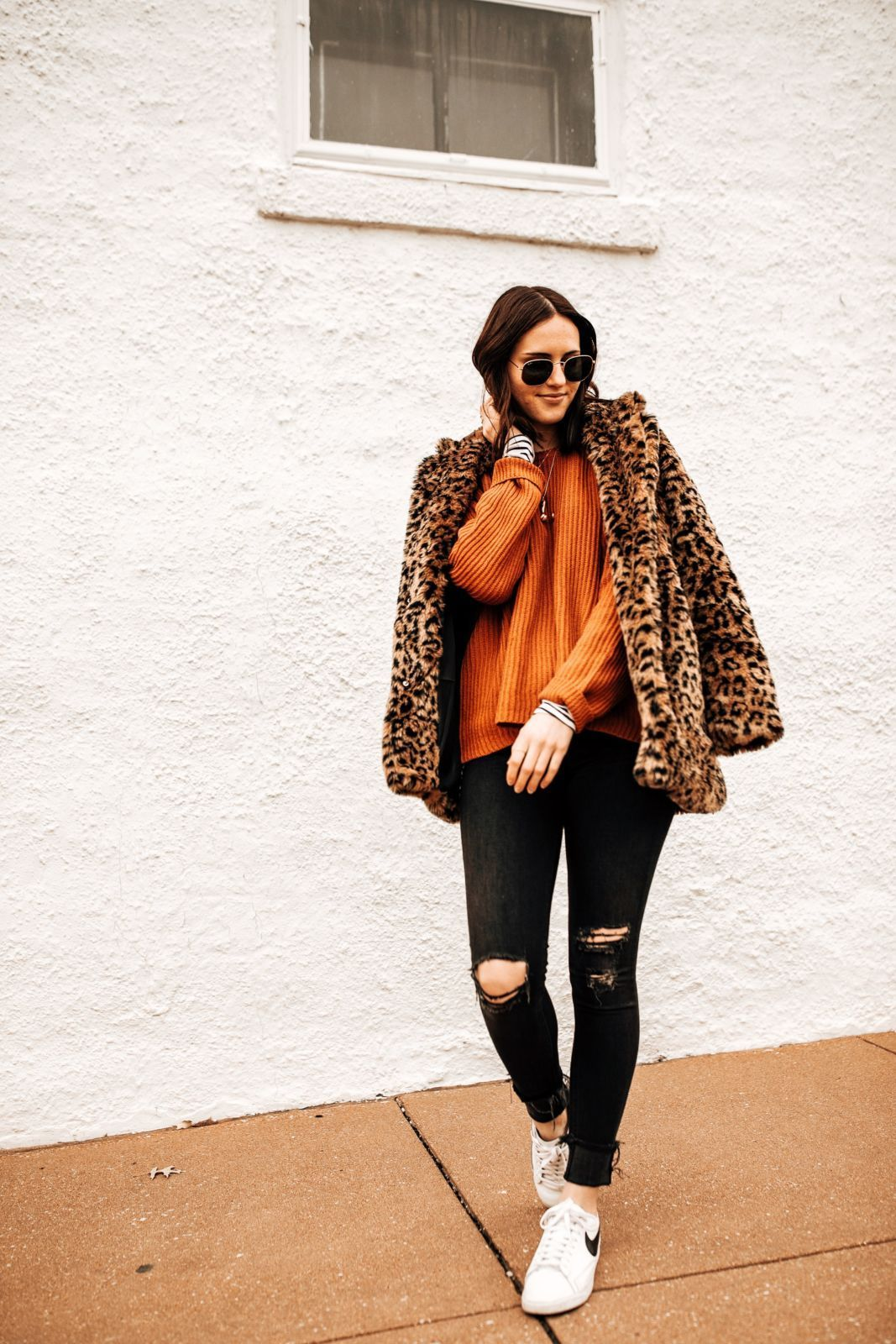 26 Black Jeans Outfit Ideas For Fall/Winter  Casual winter