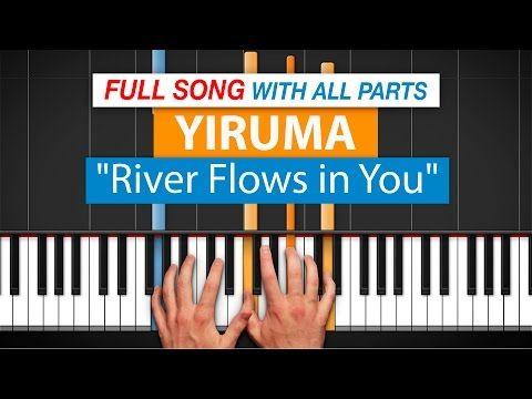 Free Dream A Little Dream Of Me Yiruma Piano Sheet Music