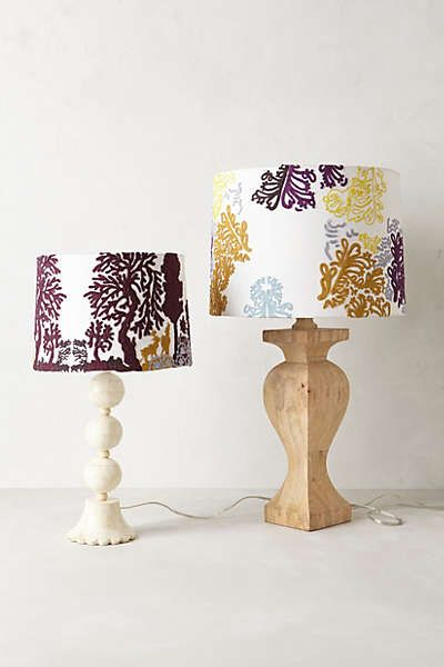 Anthropologie - Lamp Shades