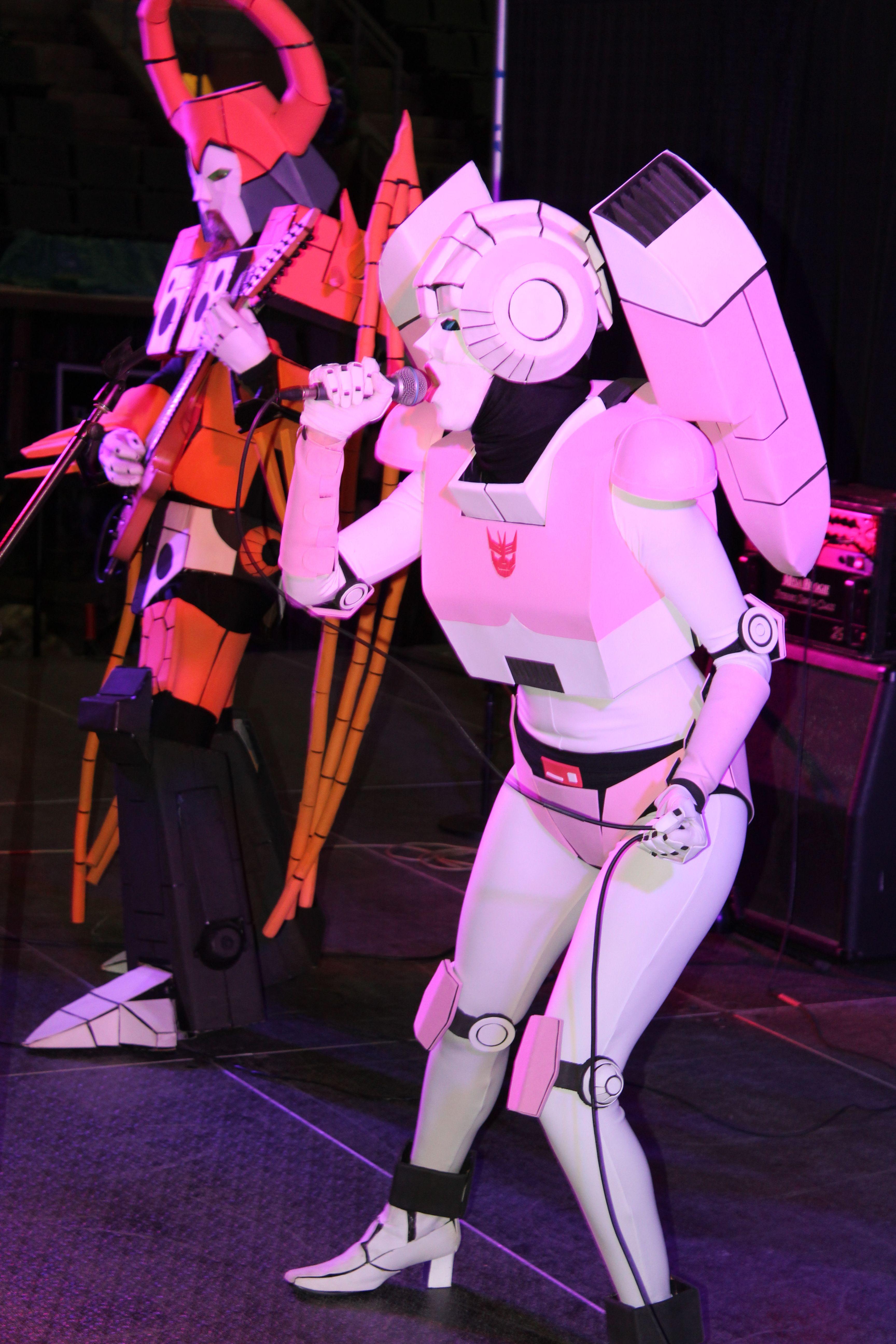 Arcee Of The Cybertronic Spree Spree Anime Austin
